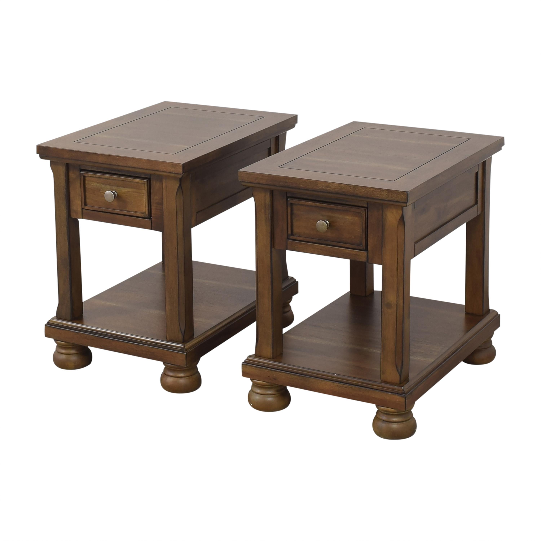 shop Ashley Furniture Ashley Furniture Porter Chairside End Tables online