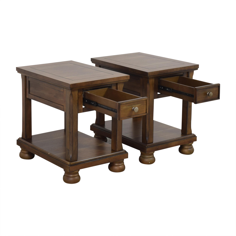 Ashley Furniture Ashley Furniture Porter Chairside End Tables ma