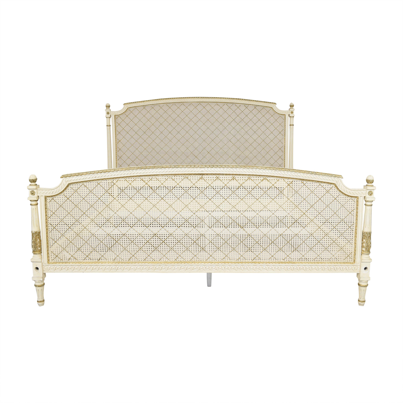Louis J. Solomon Louis J. Solomon King Bed dimensions