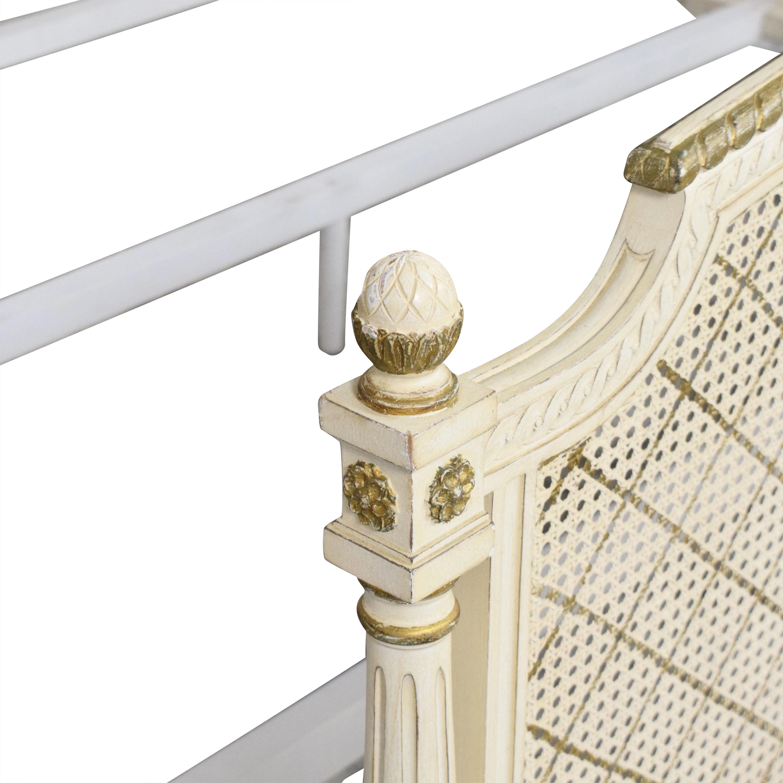 Louis J. Solomon Louis J. Solomon King Bed beige