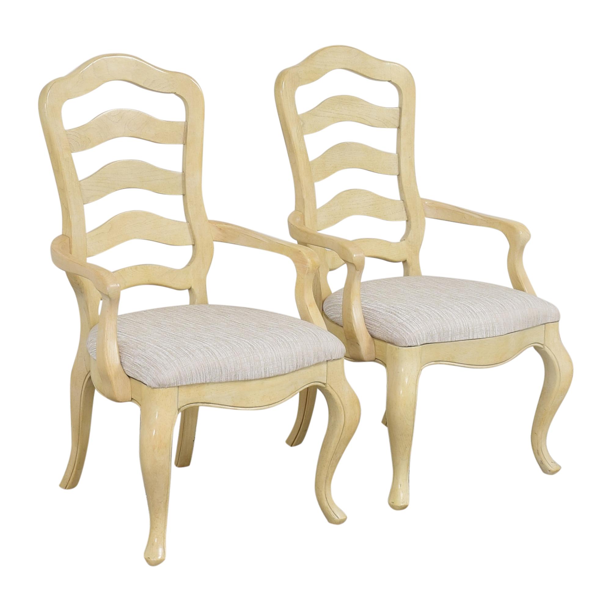 Bernhardt Bernhardt Dining Arm Chairs