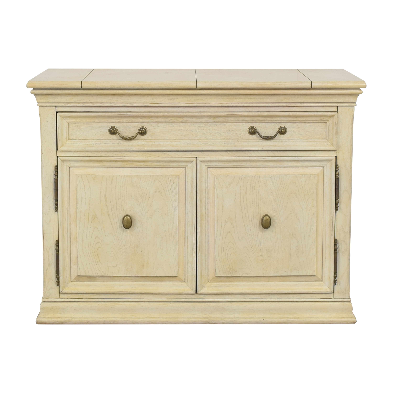 Bernhardt Napa Valley Flip Top Buffet / Cabinets & Sideboards