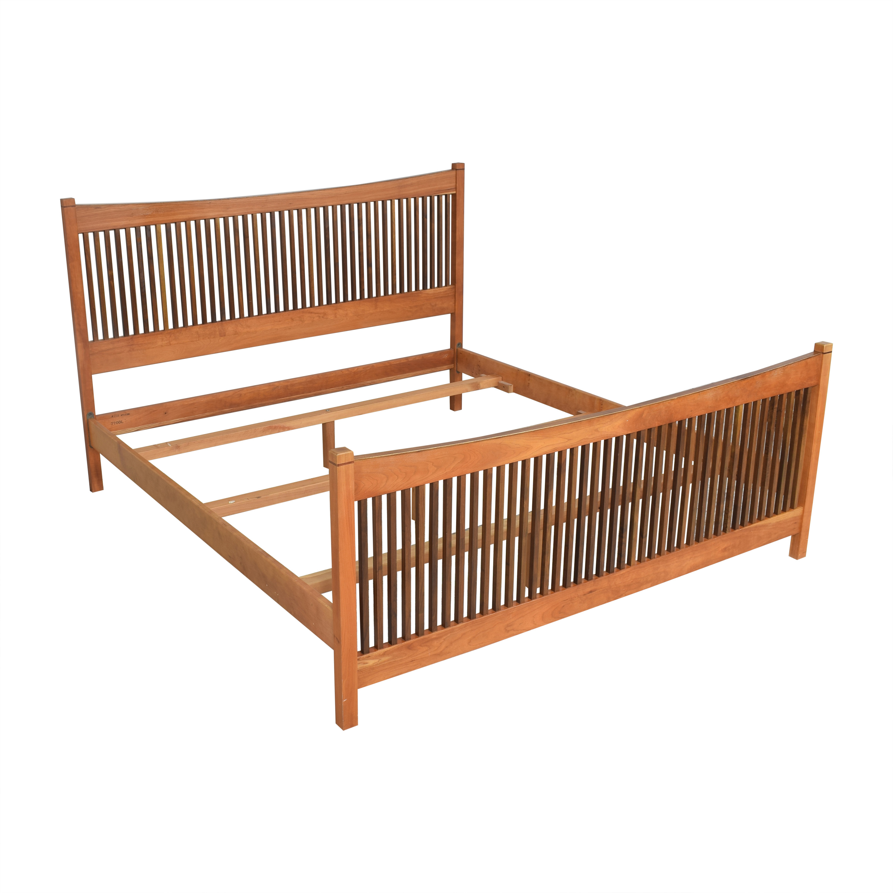 shop Stickley Furniture Stickley Furniture Metropolitan Spindle King Bed online
