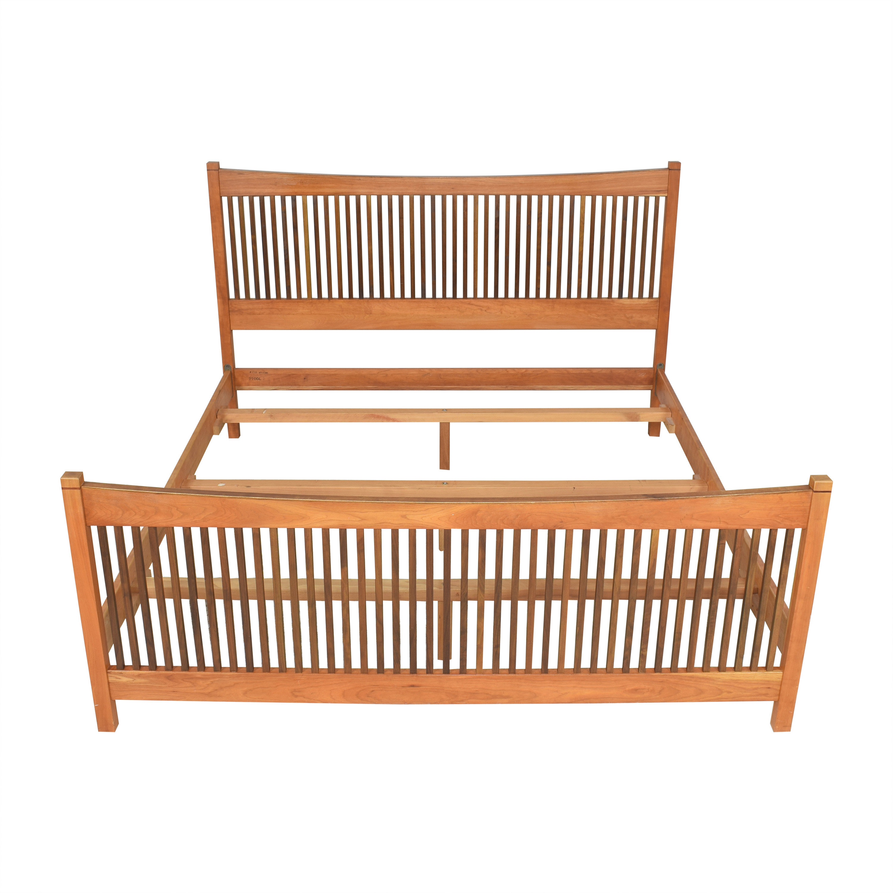 buy Stickley Furniture Stickley Furniture Metropolitan Spindle King Bed online