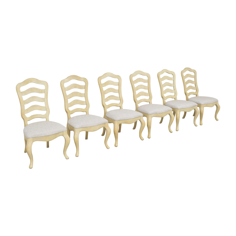 Bernhardt Bernhardt Dining Side Chairs pa