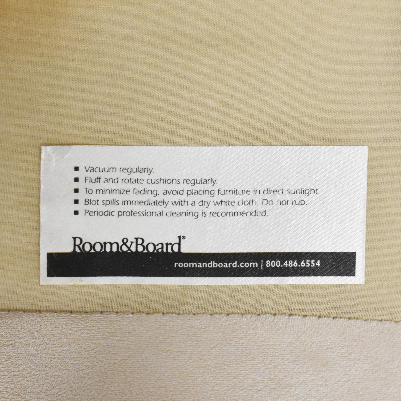 Room & Board Loring Two Cushion Sofa Room & Board