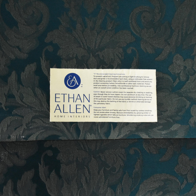 Ethan Allen Ethan Allen Camelback Chippendale Sofa price