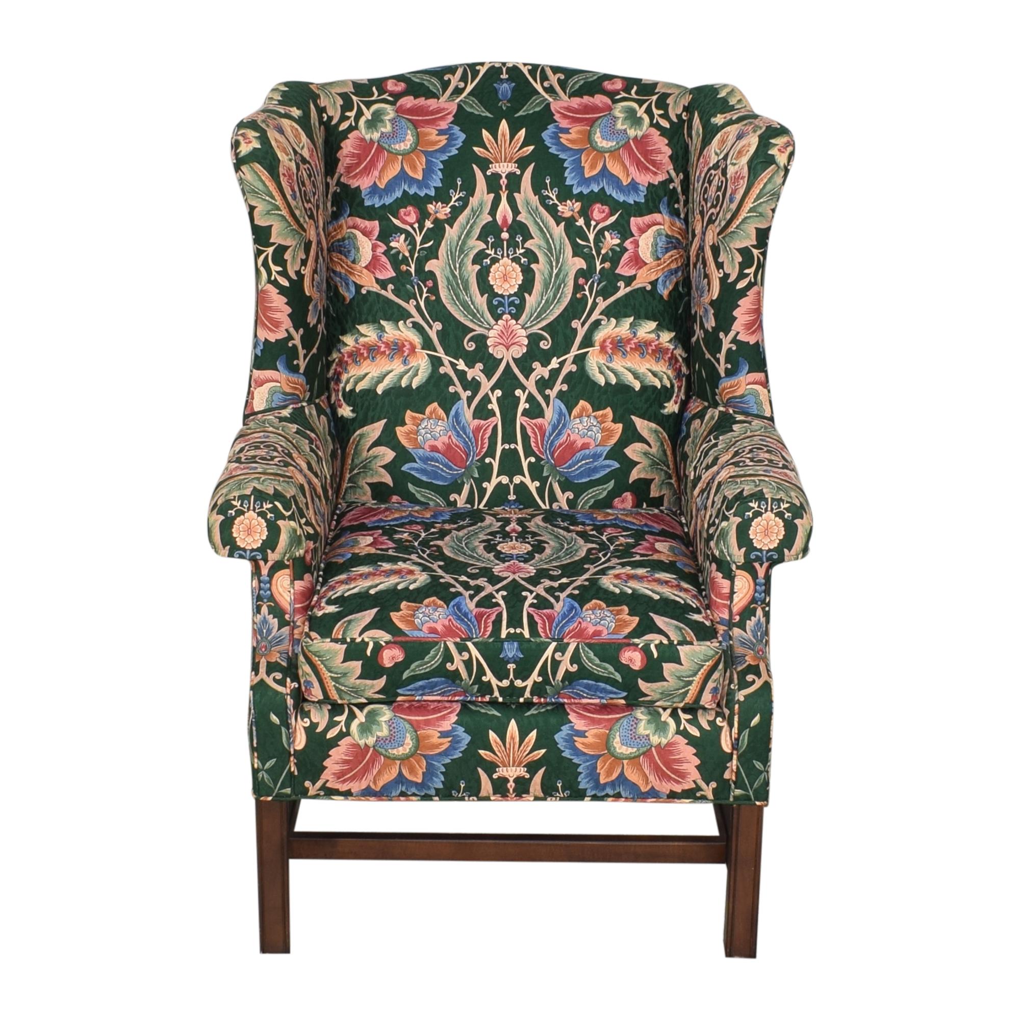 Ethan Allen Ethan Allen Skylar Wing Chair pa