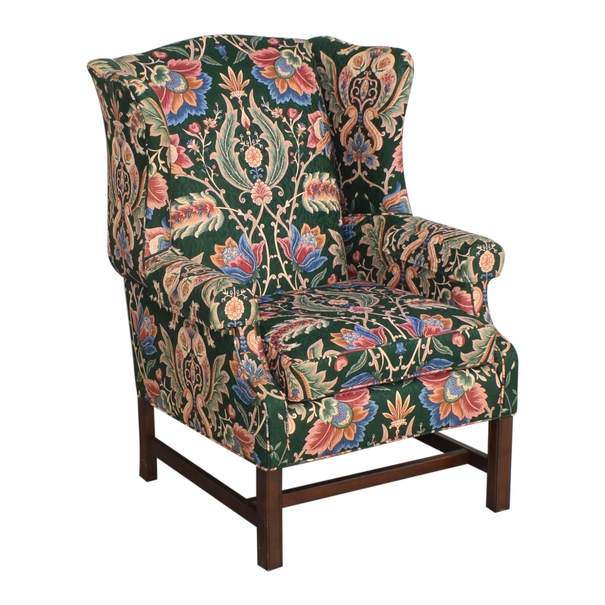 Ethan Allen Ethan Allen Skylar Wing Chair coupon