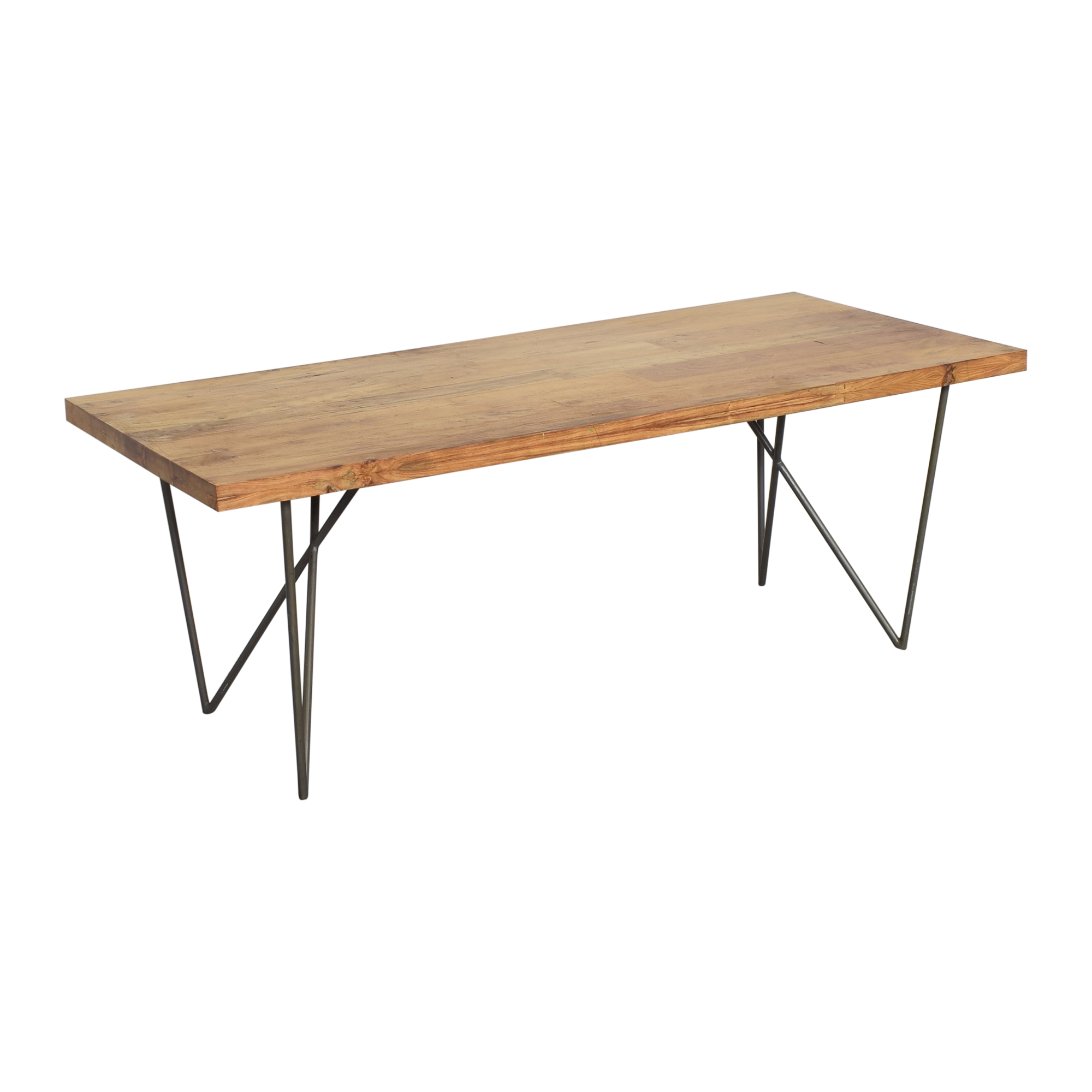 CB2 CB2 Dylan Dining Table pa