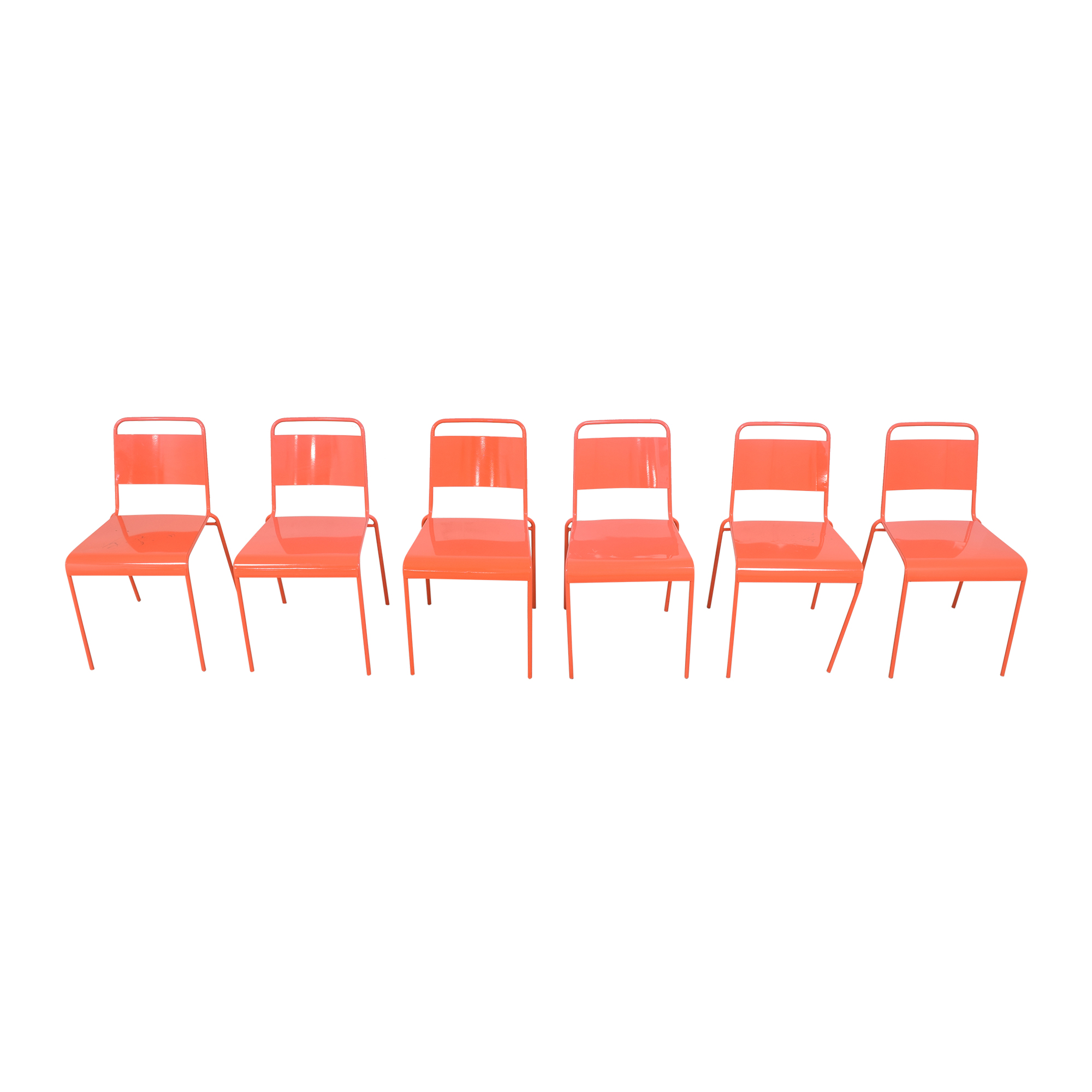 CB2 CB2 Lucinda Stacking Chairs pa
