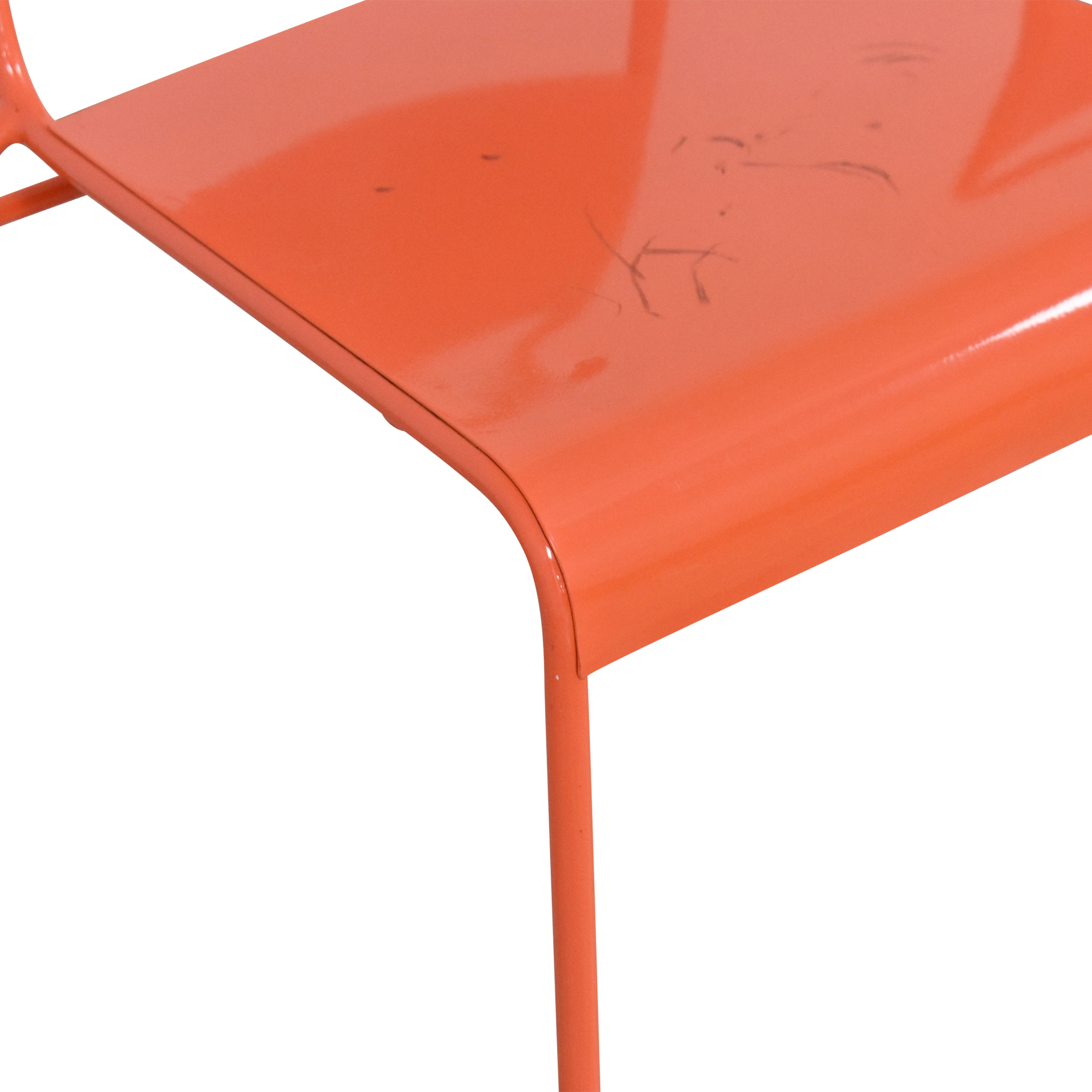 CB2 CB2 Lucinda Stacking Chairs on sale