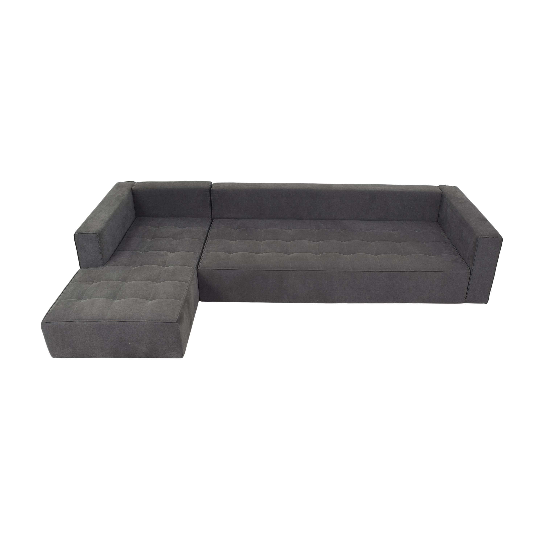 Zanotta 1242 Kilt Modular Sofa / Sectionals