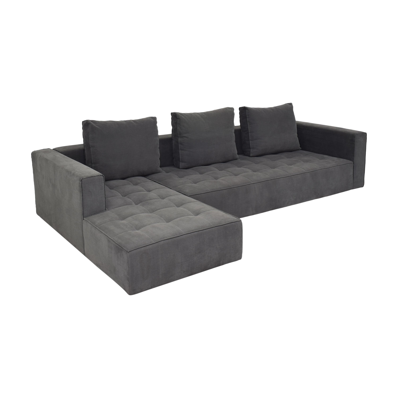 Zanotta 1242 Kilt Modular Sofa / Sofas