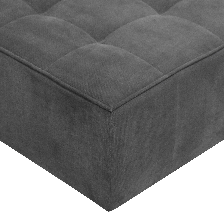 Zanotta Zanotta 1242 Kilt Modular Sofa nyc