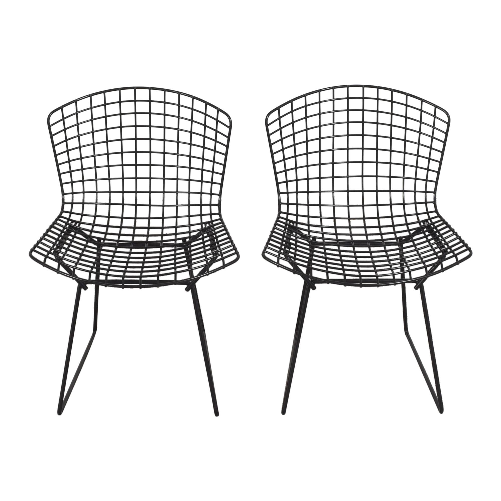 Knoll Knoll Bertoia Side Chairs nj