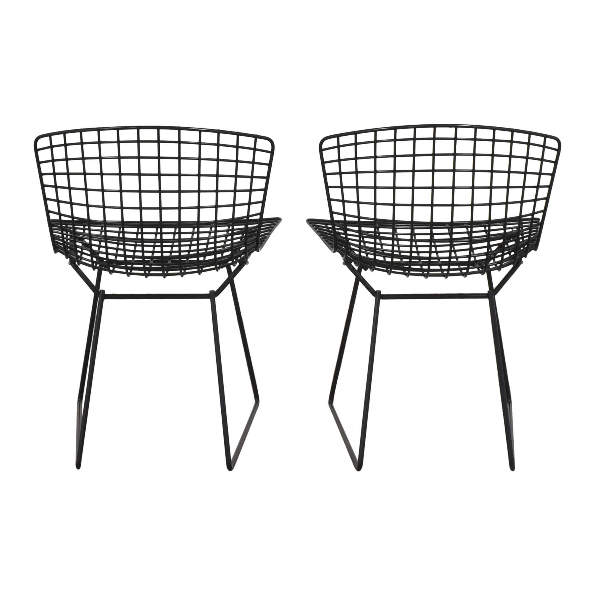 Knoll Bertoia Side Chairs / Dining Chairs