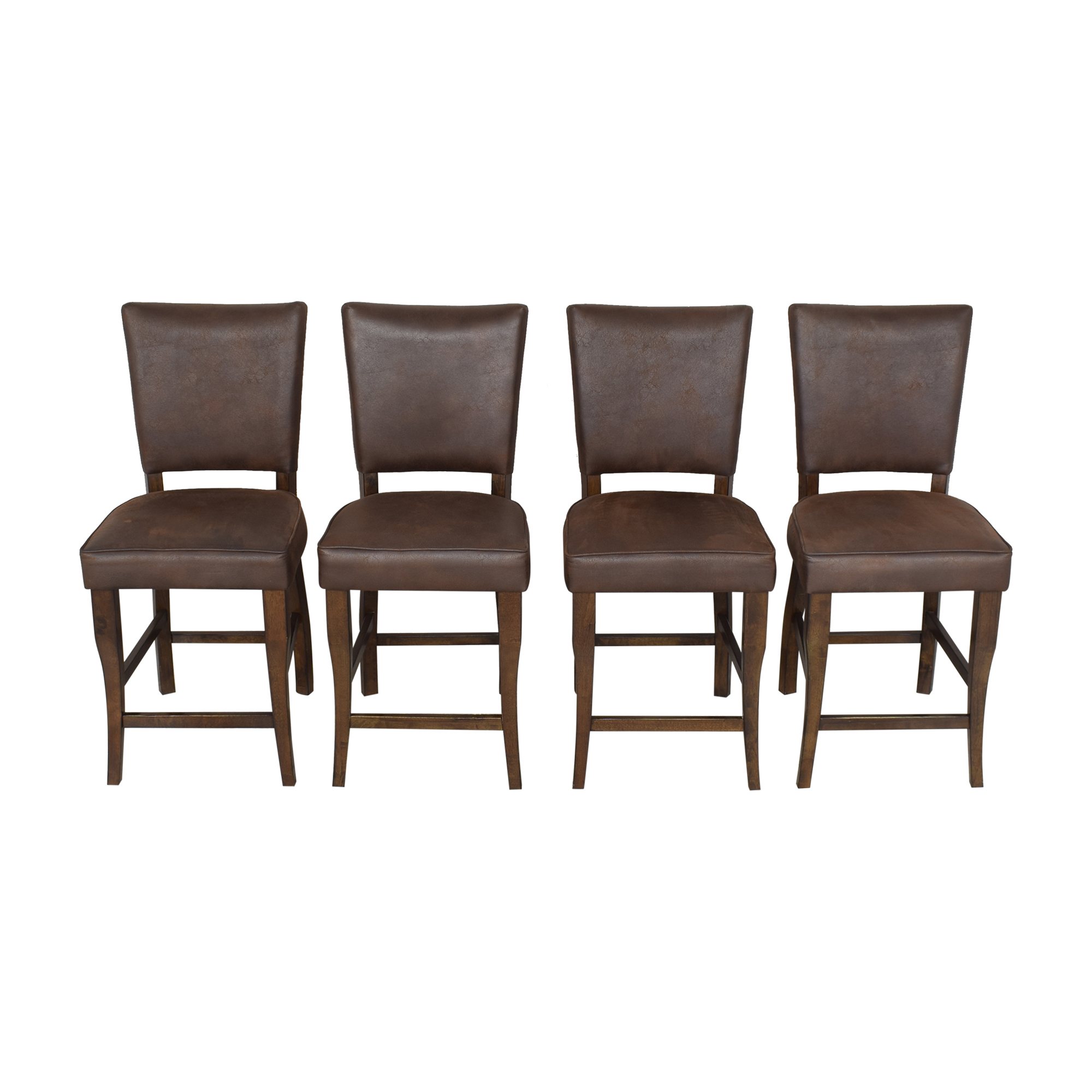 Raymour & Flanigan Raymour & Flanigan Counter Stools second hand