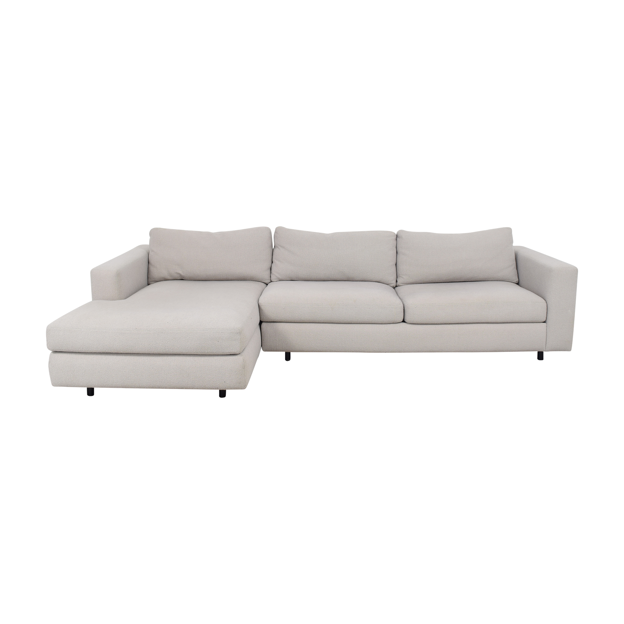 Design Within Reach Reid Sectional Sofa Design Within Reach
