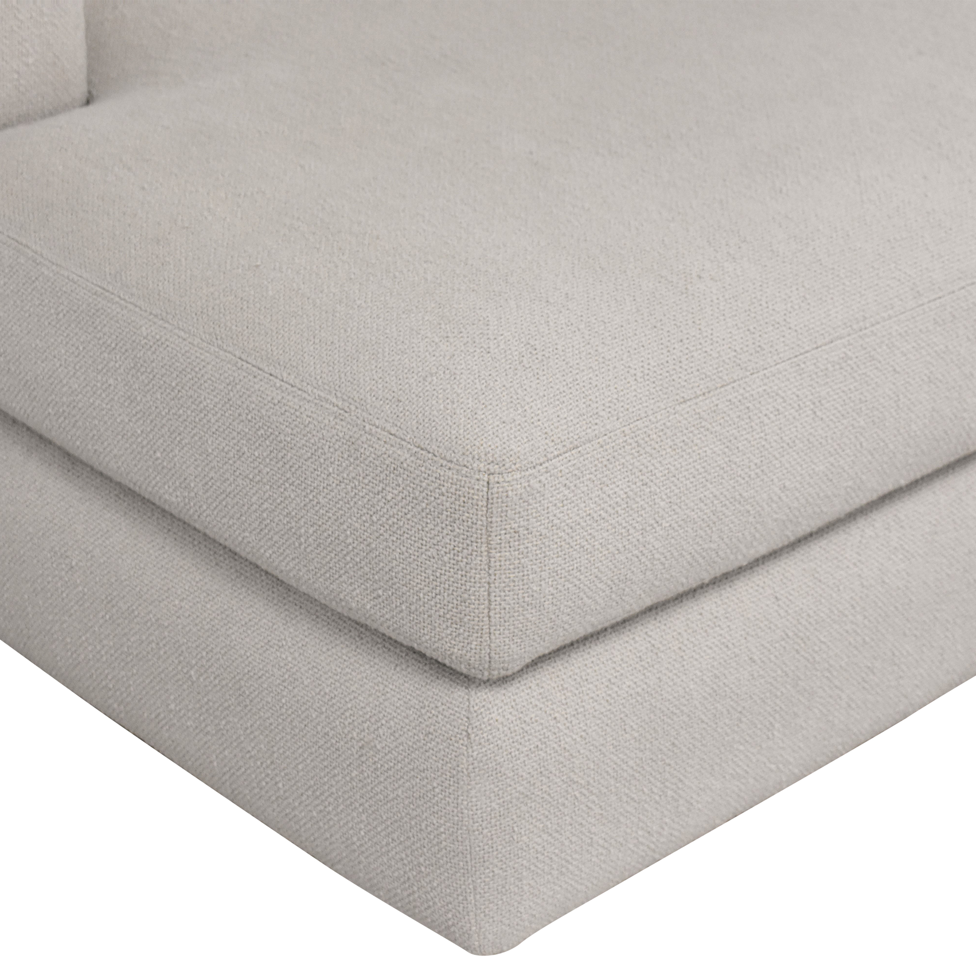 buy Design Within Reach Reid Sectional Sofa Design Within Reach Sofas