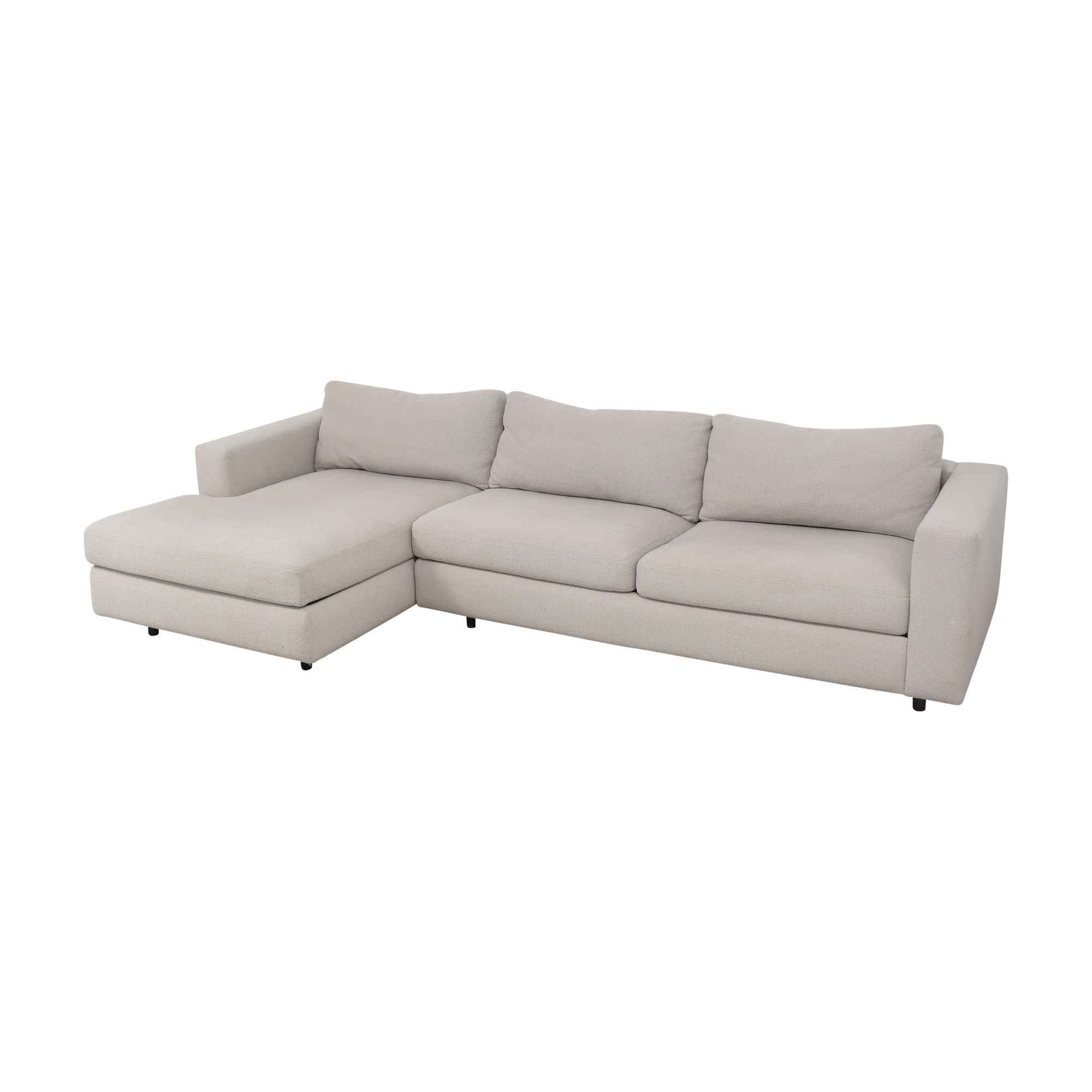 Design Within Reach Design Within Reach Reid Sectional Sofa second hand