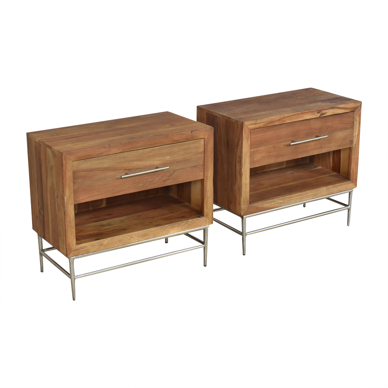 Hooker Furniture Hooker Furniture  L'Usine Leg Nightstands Tables