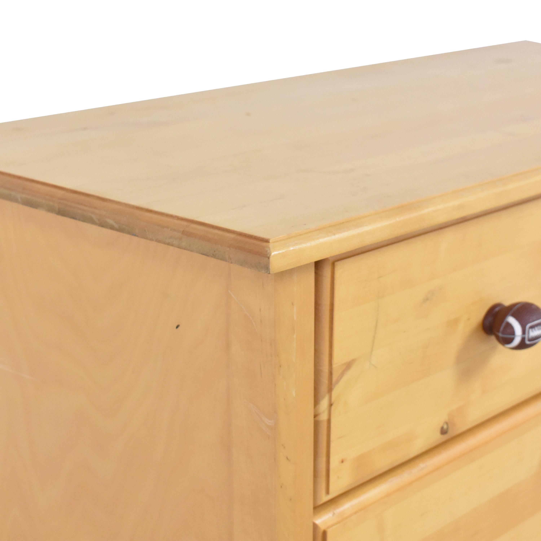 Crate & Barrel Six Drawer Dresser on sale