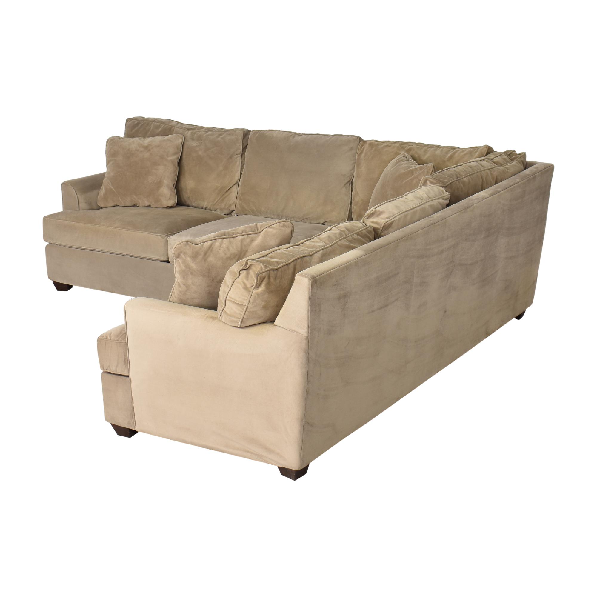 JC Penney JC Penney Corner Sectional Sofa ma