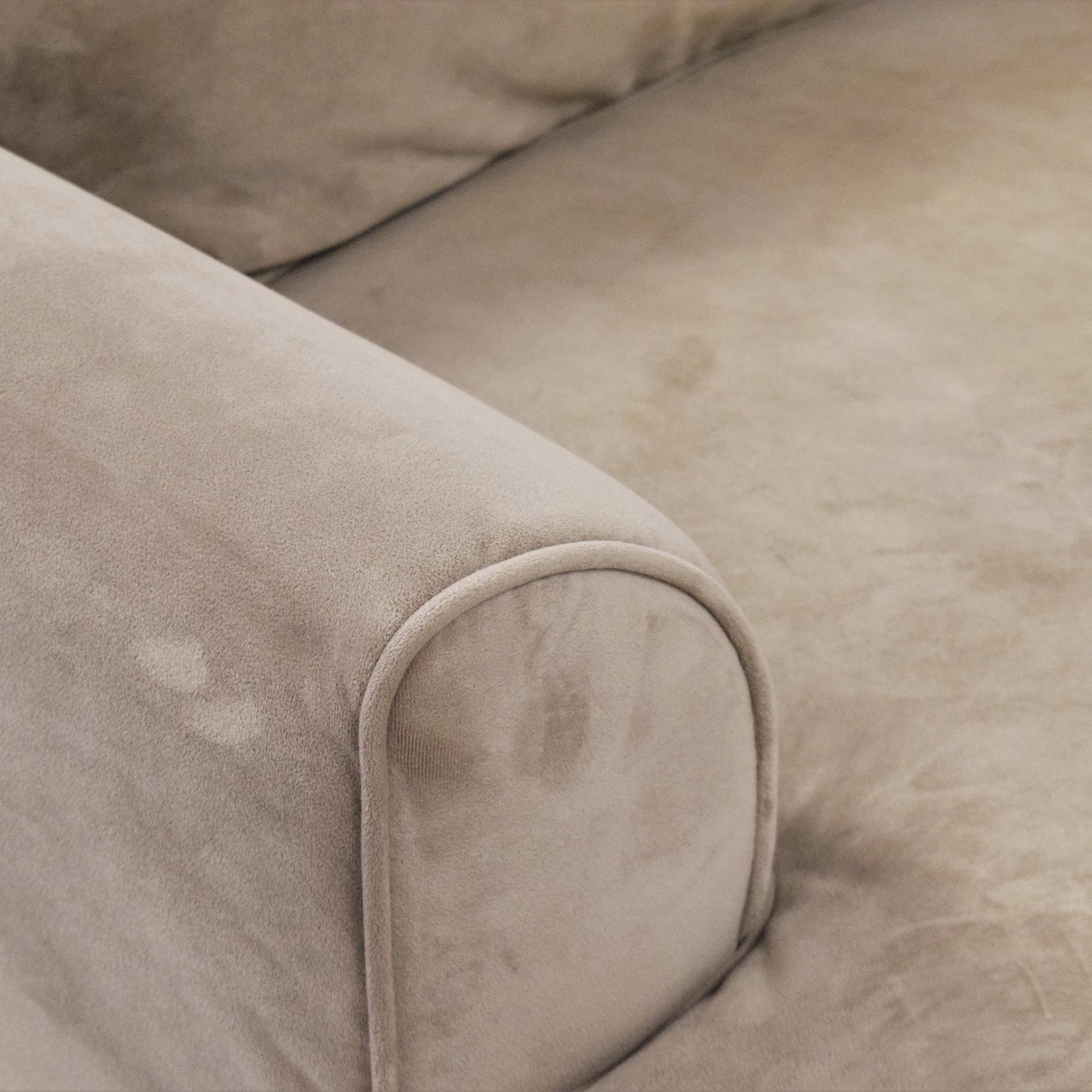 JC Penney JC Penney Corner Sectional Sofa price