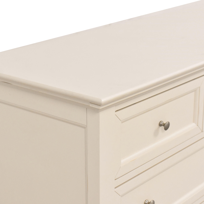 Macy's Sanibel Seven Drawer Dresser / Dressers