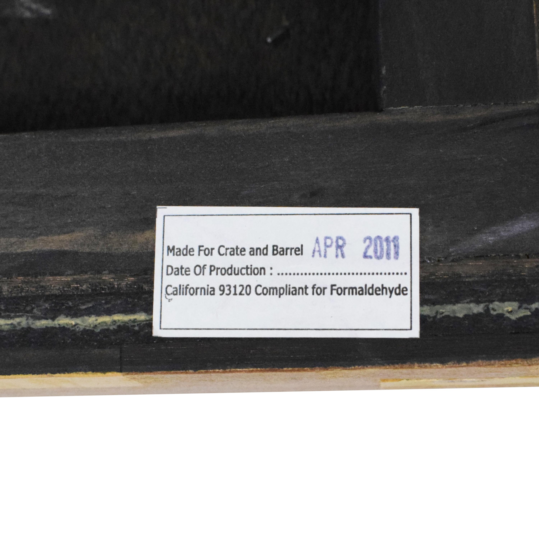 Crate & Barrel Crate & Barrel Seguro Coffee Table ct