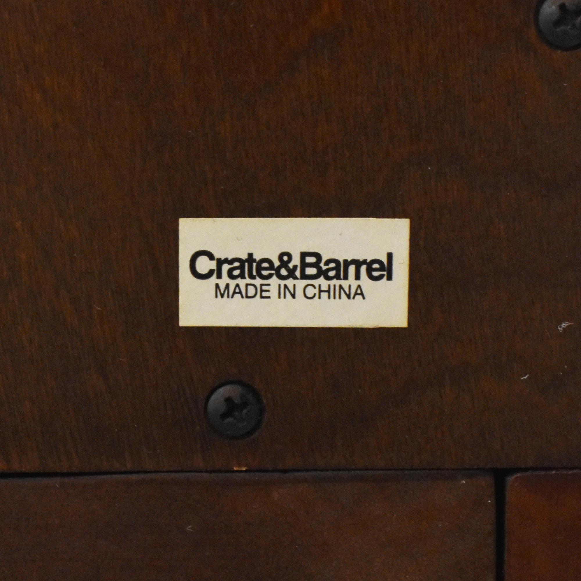 Crate & Barrel Crate & Barrel Two Door Sideboard for sale
