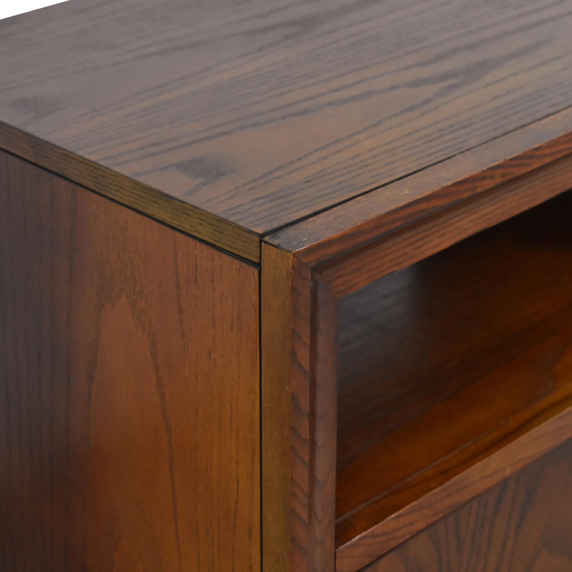 Crate & Barrel Two Door Sideboard / Cabinets & Sideboards