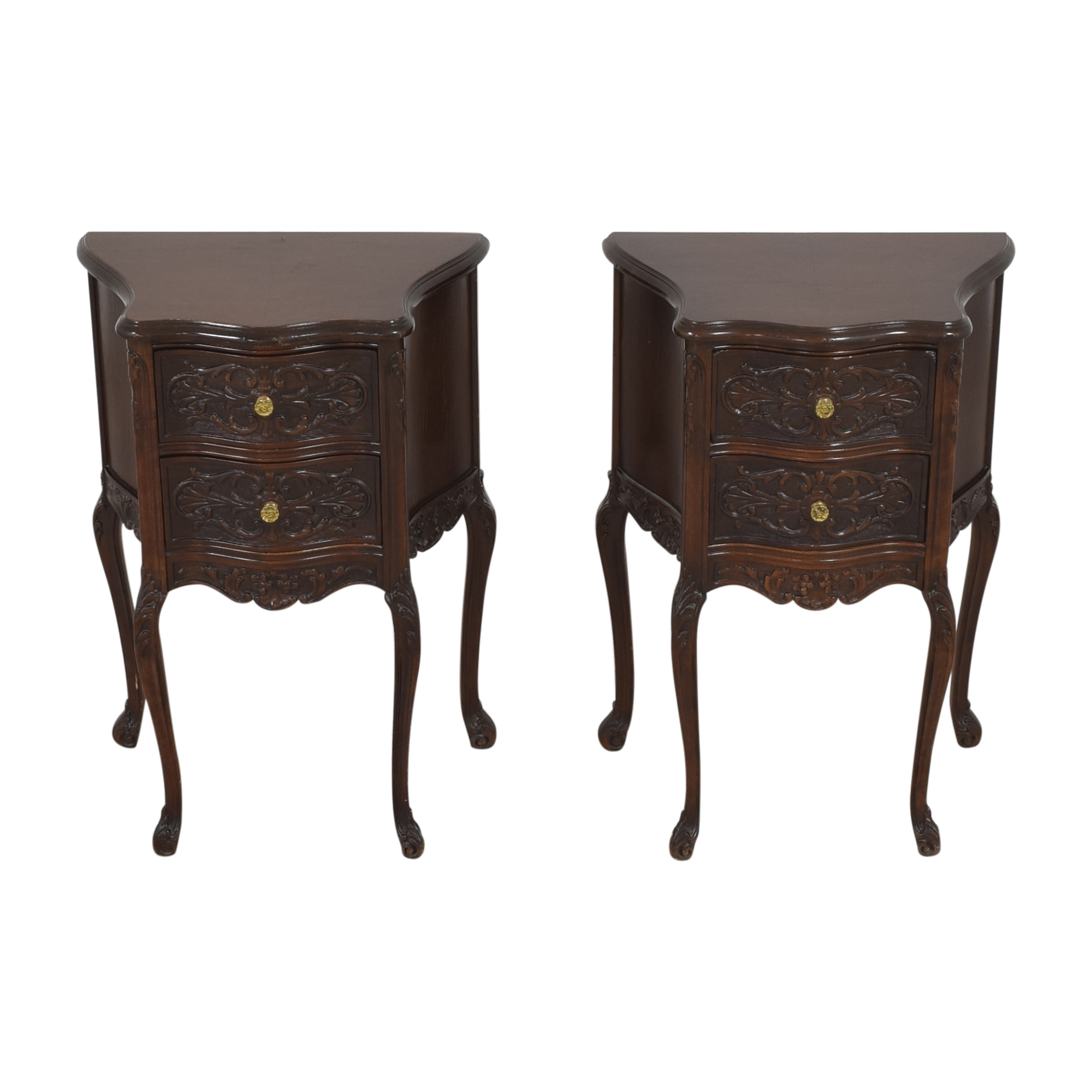 buy Vintage French Style Nightstands