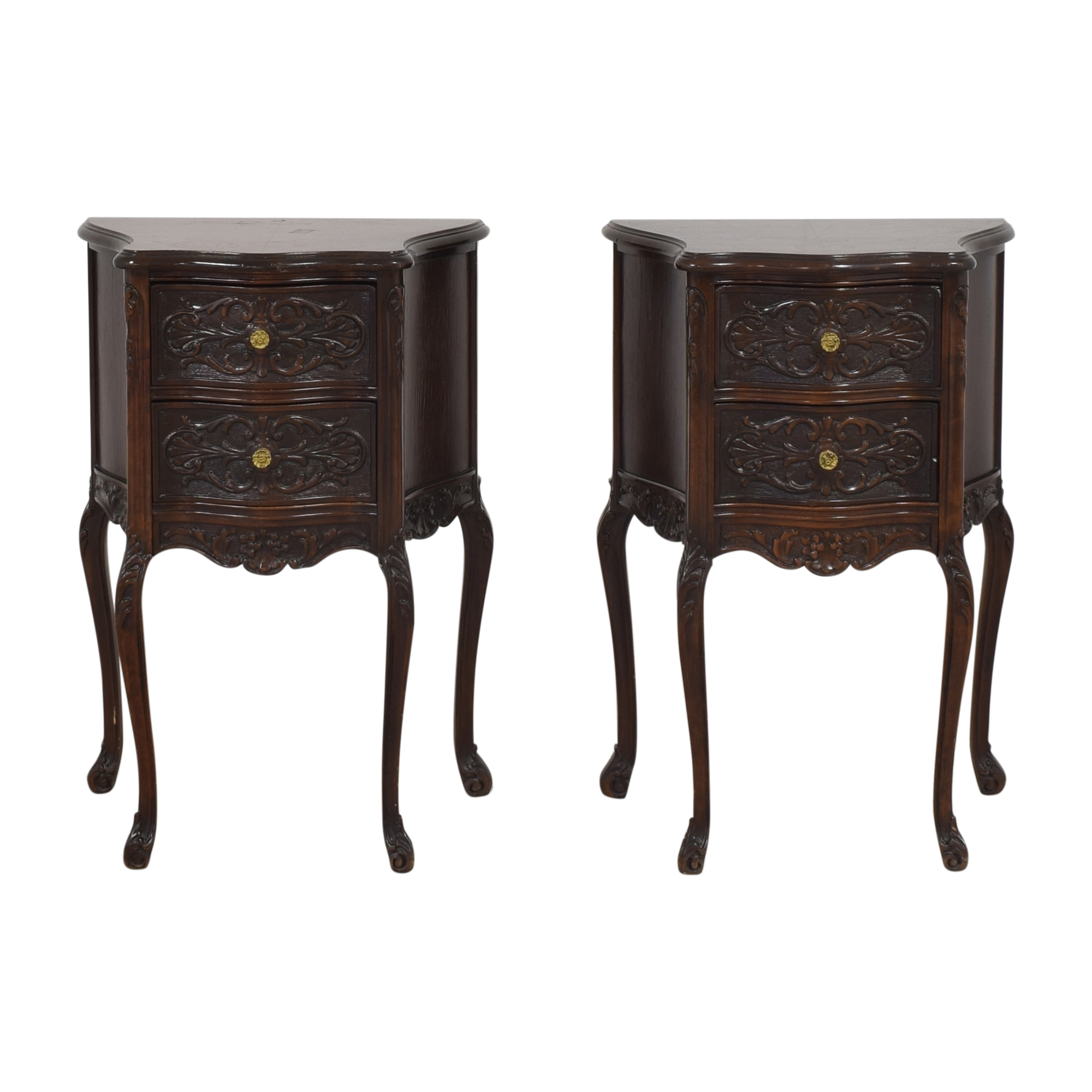 Vintage French Style Nightstands sale