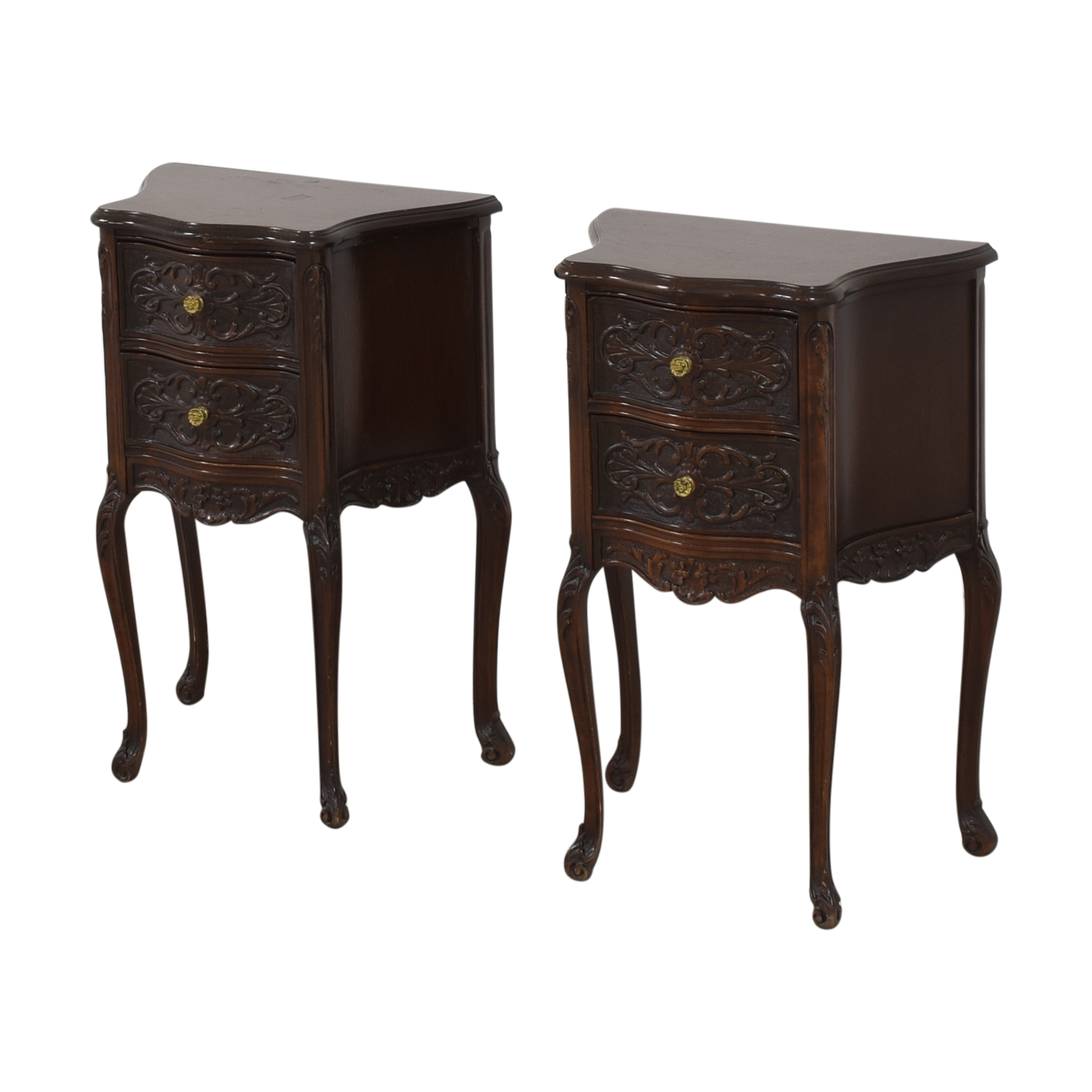 buy  Vintage French Style Nightstands online