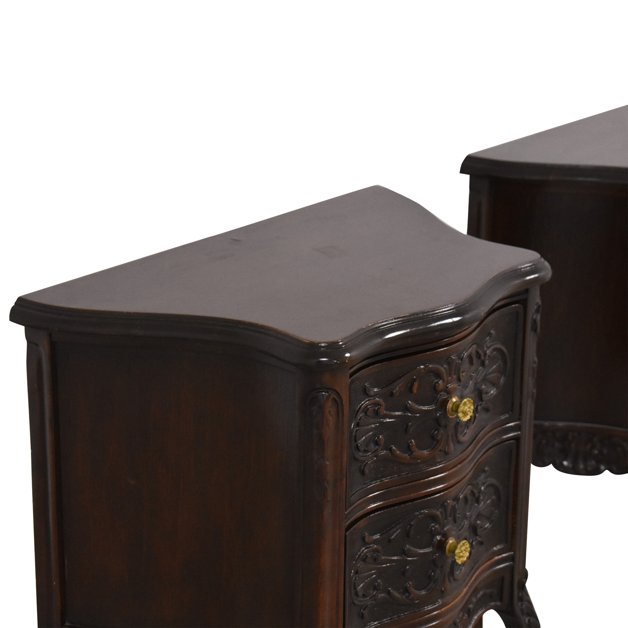 Vintage French Style Nightstands price