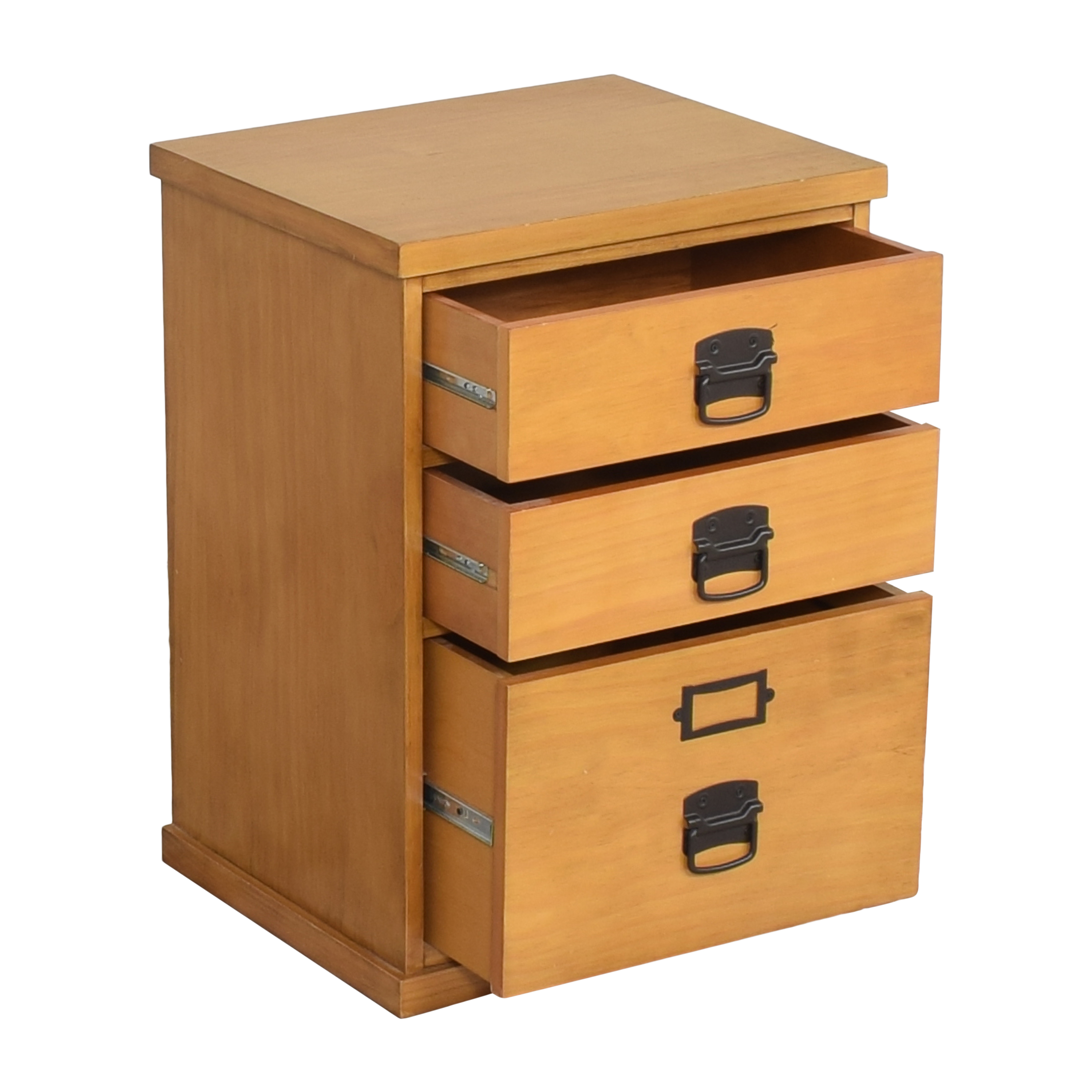 shop Pottery Barn Pottery Barn Bedford Three Drawer File Cabinet online