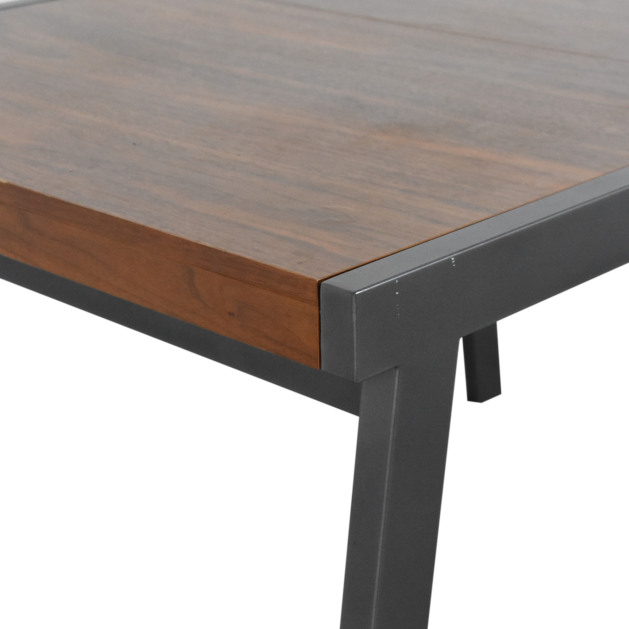 CB2 CB2 Extendable Dining Table for sale