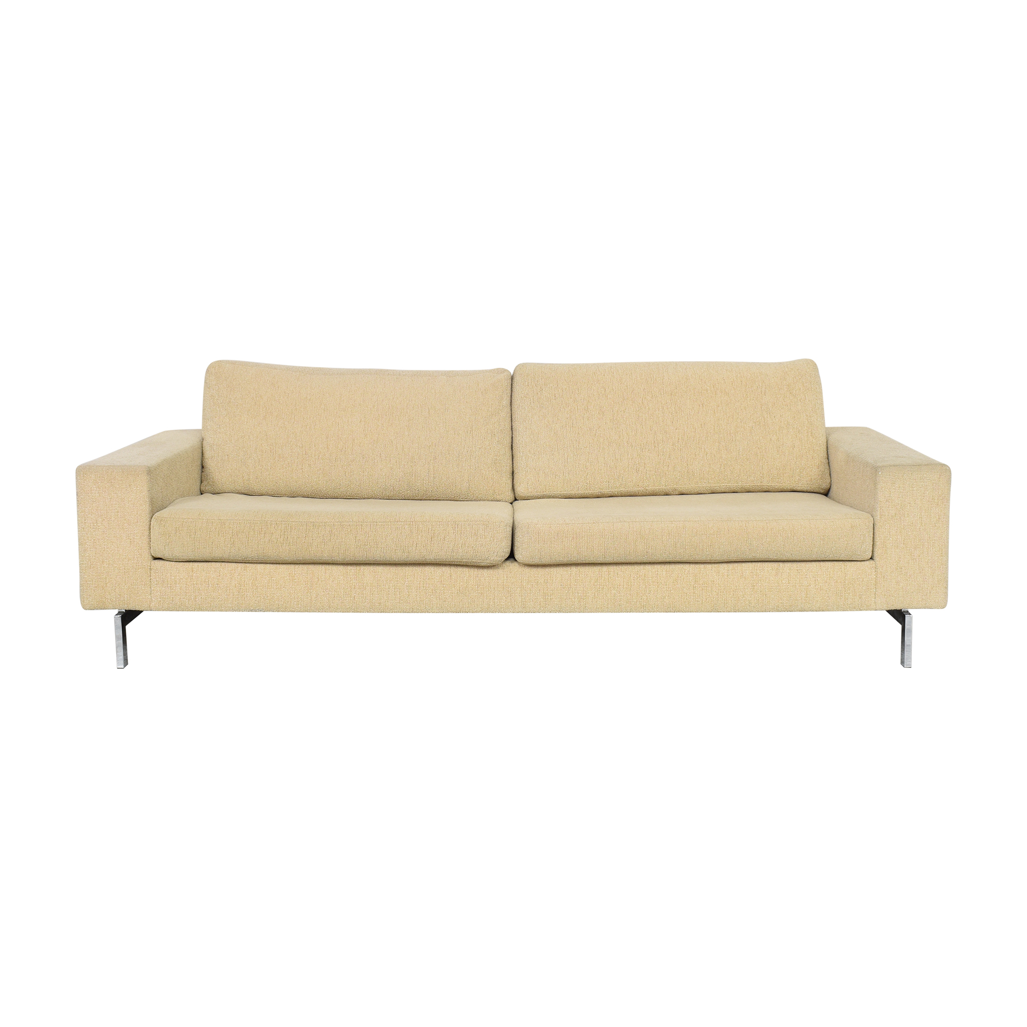 buy  Modern Two Cushion Sofa online
