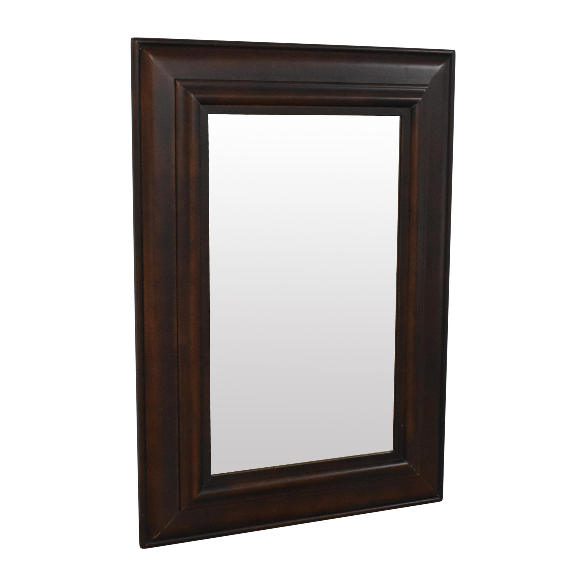 buy Pottery Barn Pottery Barn Framed Wall Mirror online