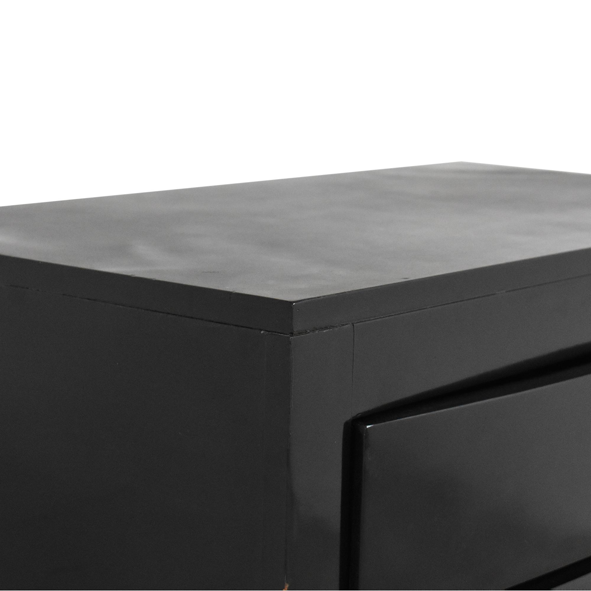 shop RWAY Art Deco Five Drawer Dresser RWAY Dressers
