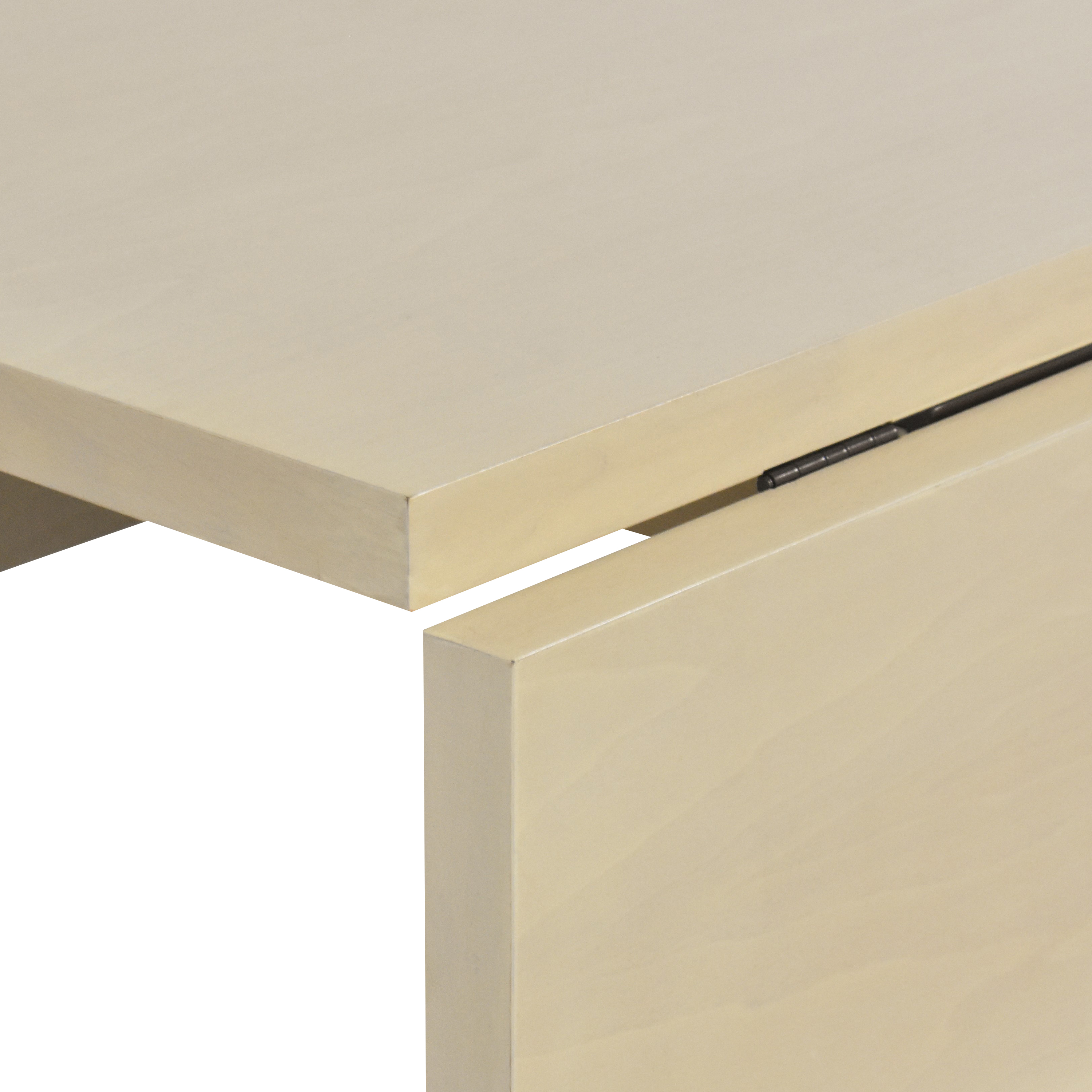 shop Antoine Proulx Contemporary Dining Table Antoine Proulx Tables