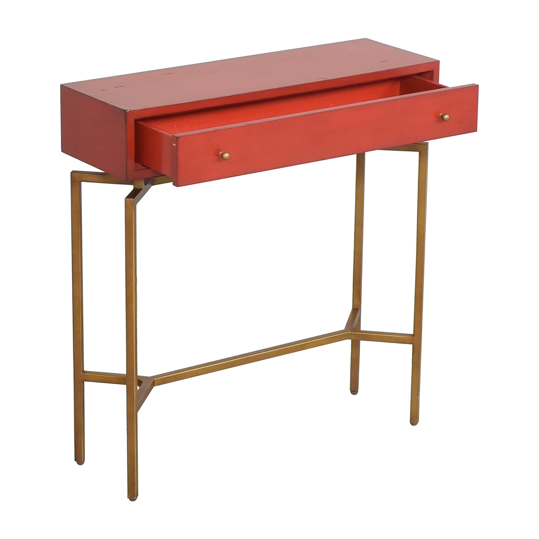shop Mitchell Gold + Bob Williams Ming Console Table Mitchell Gold + Bob Williams