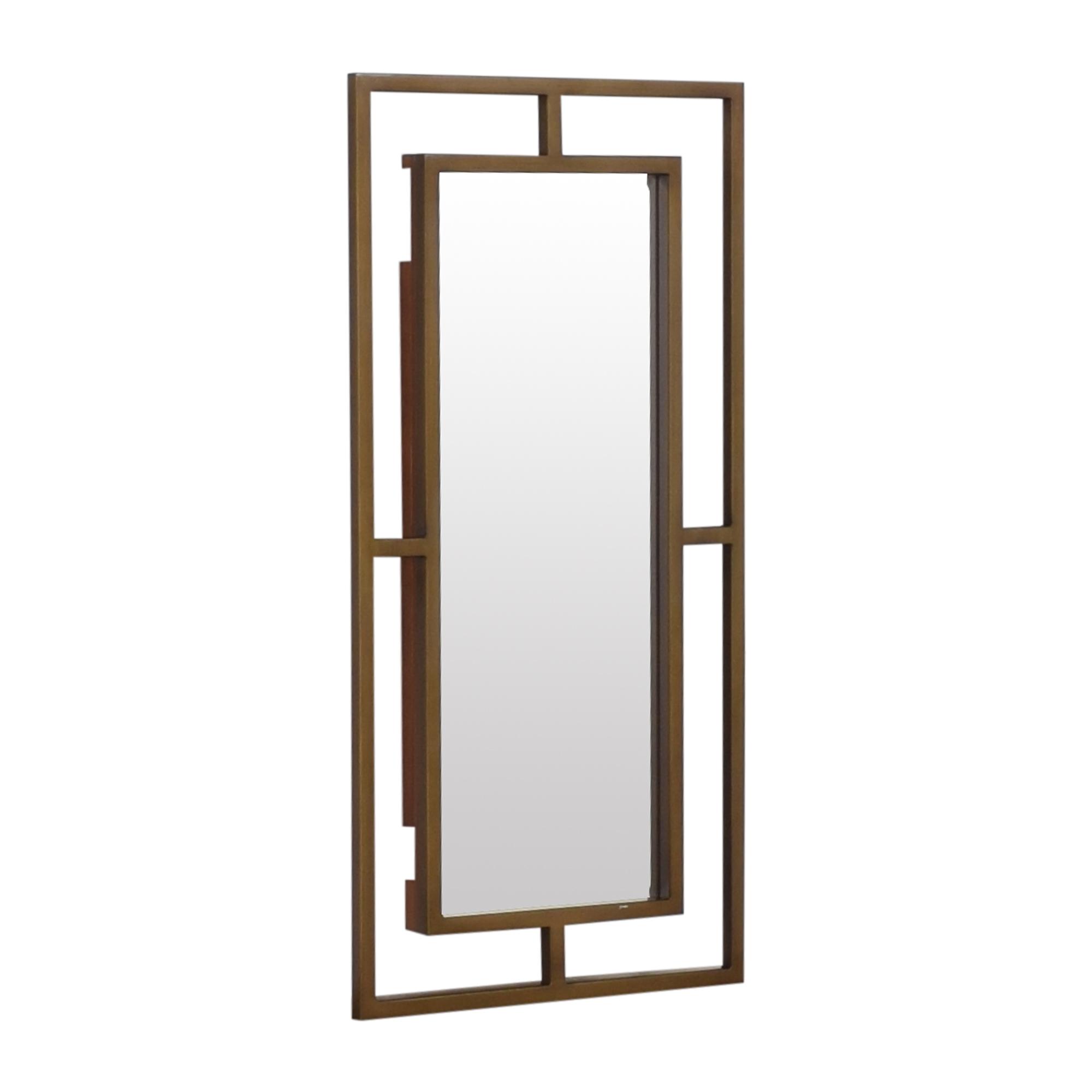 Mitchell Gold + Bob Williams Mitchell Gold + Bob Williams Ming Small Mirror nj