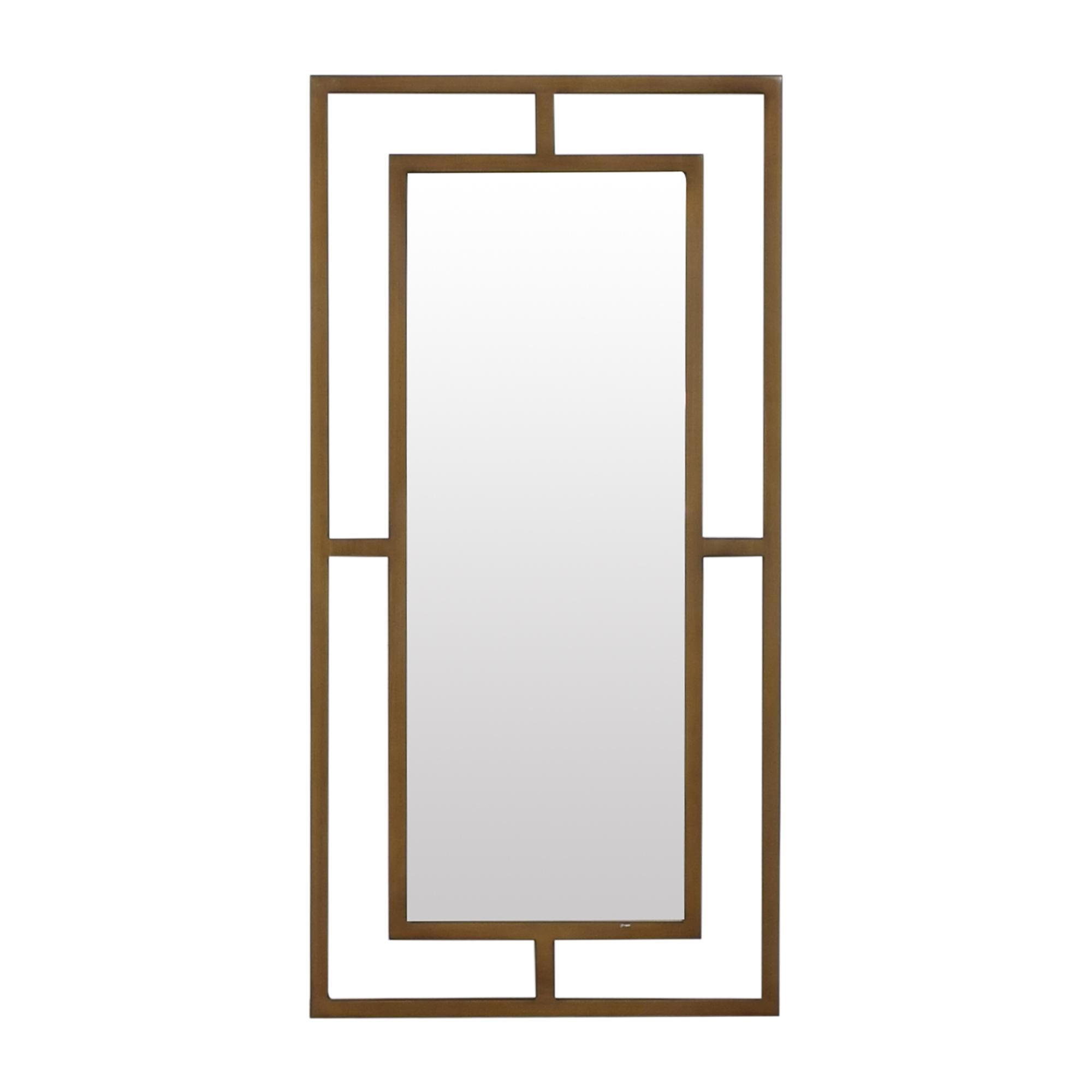Mitchell Gold + Bob Williams Mitchell Gold + Bob Williams Ming Small Mirror Mirrors