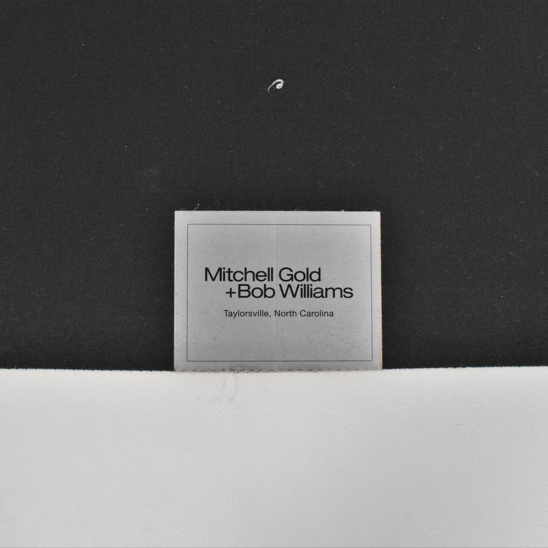 Mitchell Gold + Bob Williams Mitchell Gold + Bob Williams Dickson Platform Queen Bed
