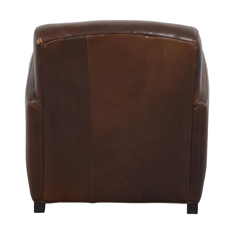 Mitchell Gold + Bob Williams Mitchell Gold Ellis Lounge Chair dimensions