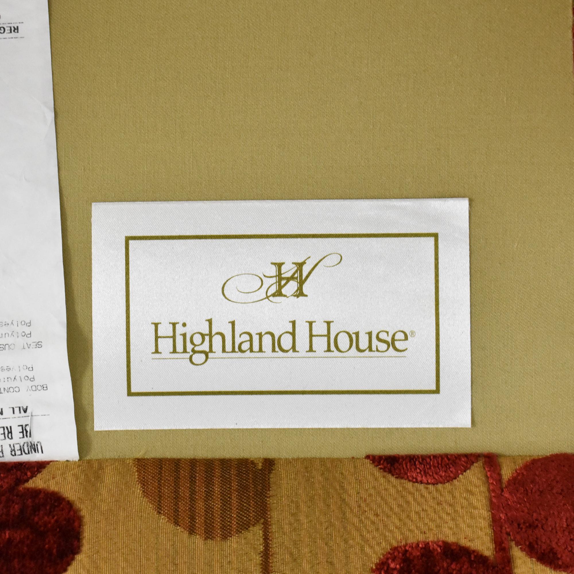 Highland House Furniture Highland House Furniture Corey Chair multi