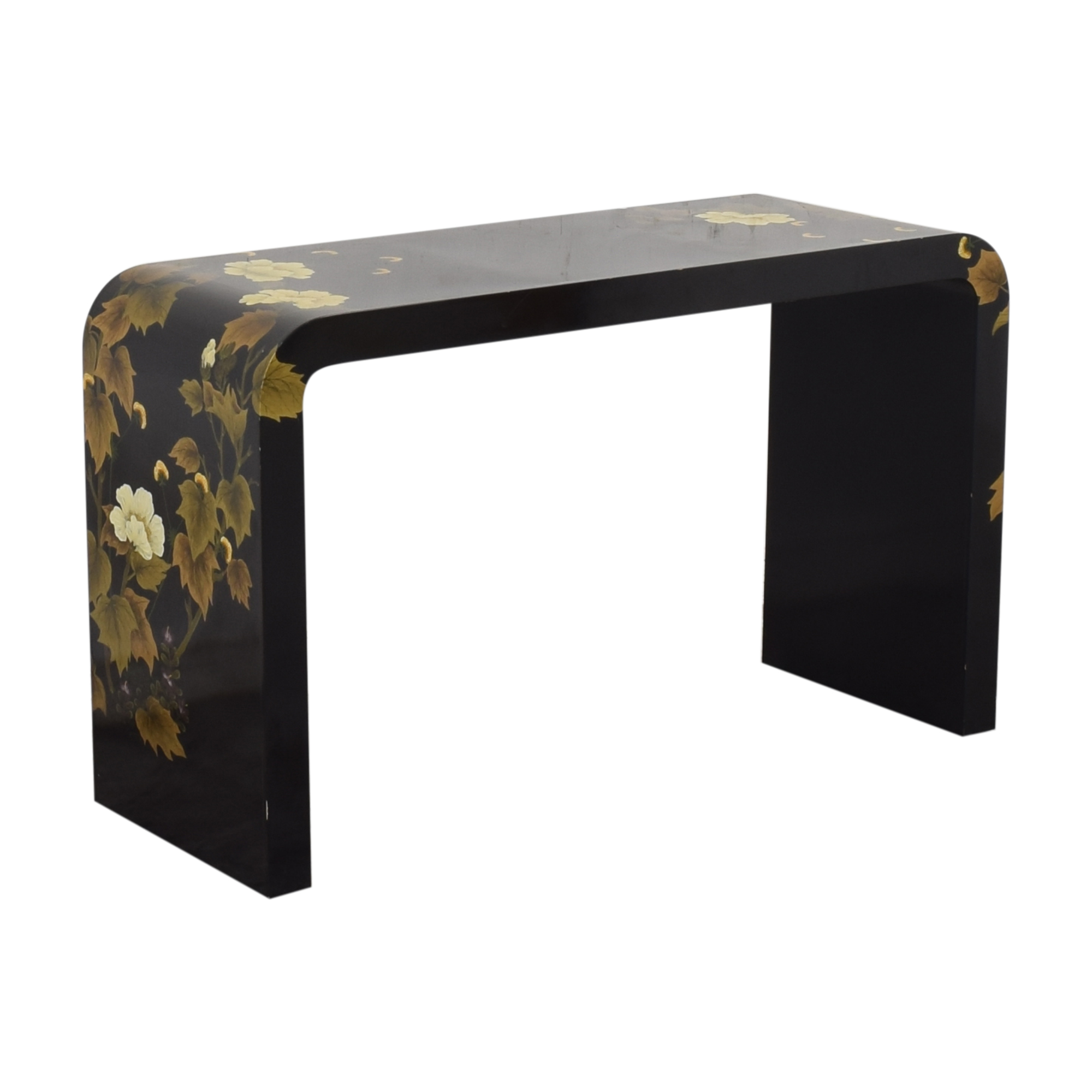 shop  Decorative Floral Waterfall Console Table online